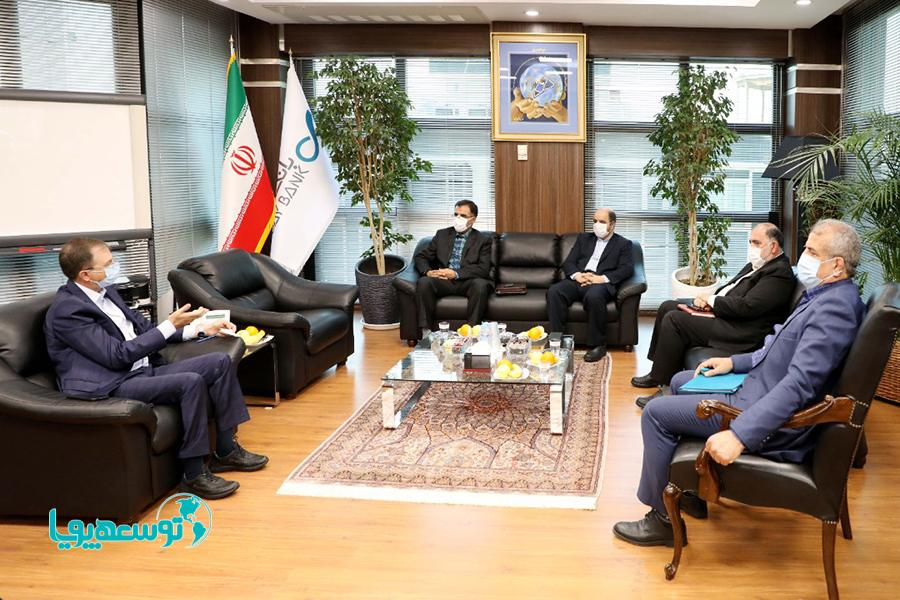 باجههای بانک دی در همه شهرهای استان تهران راهاندازی میشوند