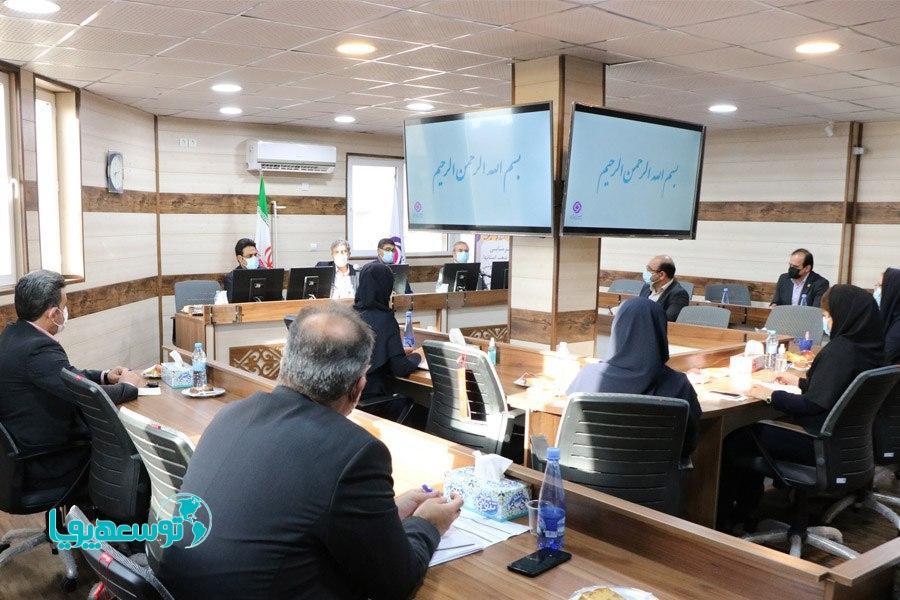 ارائه خدمات متفاوت هدفگذاری 1400 در بانک ایران زمین
