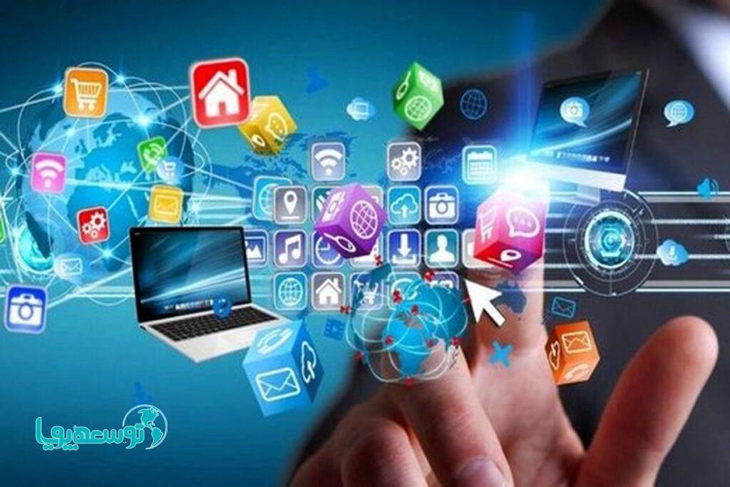 توسعه اینترنت و دنیای ماتریکسی آدمها