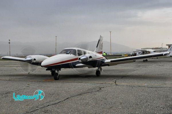 مجوز نخستین تاکسی هوایی در فرودگاه بینالمللی پیام صادر شد